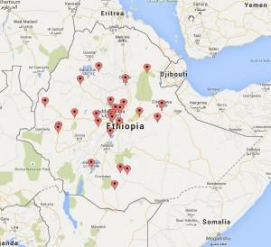 Ethiopian Church Planting Training Centers